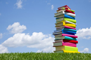 stock-photo-6642495-text-books-in-the-grass-xxl