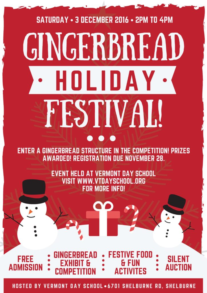 Gingerbread House Festival 2016